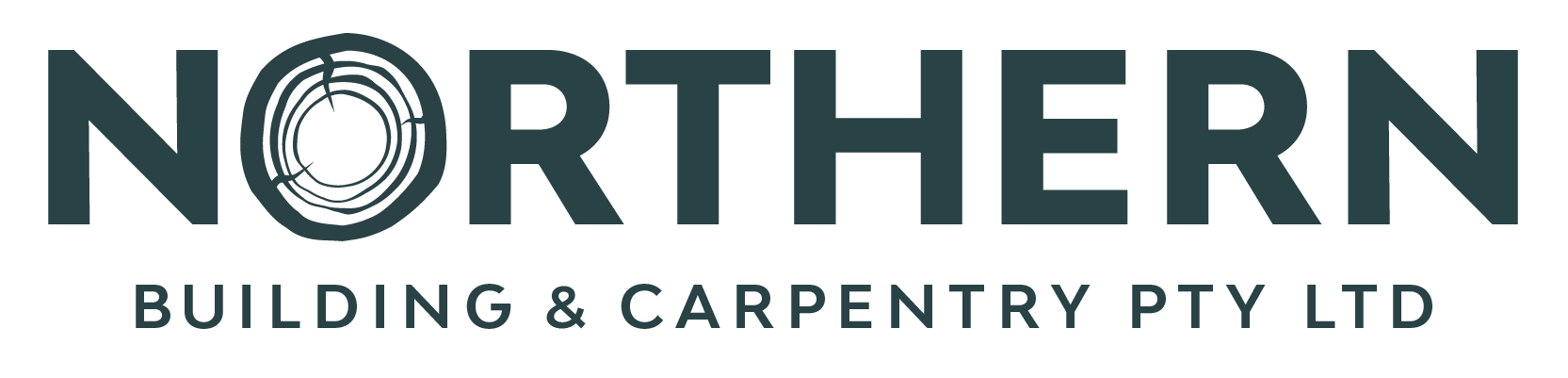 Northern Build inverted logo